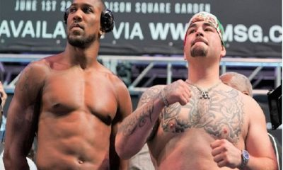 Andy Ruiz 30th Exhorbitant Birthday Ahead Of Anthony Joshua Fight