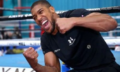 Anthony Joshua Aj worried about saudi arabia rematch ajss