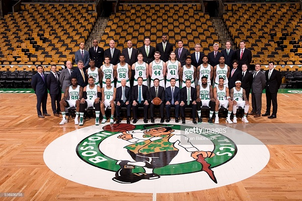 Celtics team squad