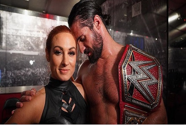 WWE COUPLE DATING