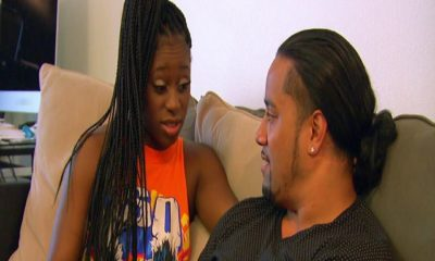 Naomi unhappy with Jimmy Uso