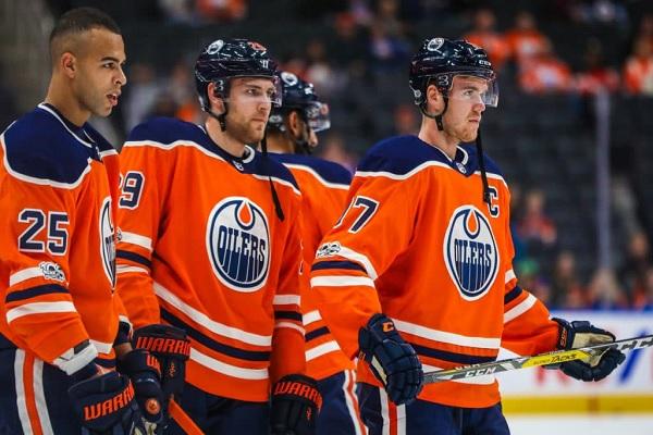 Oilers team