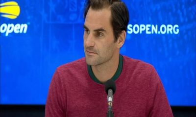 Roger Federer US Open Interview