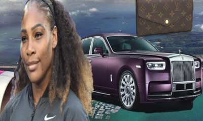 SERENA WILLIAMS CAR