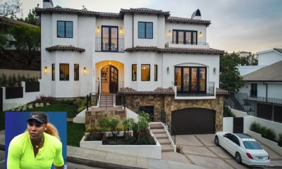 Queen Serena Williams' Luxurious 5.1 Million Pounds Amazing Beverly Hills Home