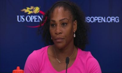 Serena Williams ANGRY and upset at Interview