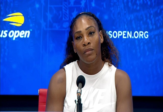Serena Williams Blasted by Fans After Disrespecting Chair Umpire Again at US Open 2019