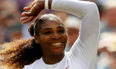 Queen Serena Williams Loves Eating After Winning Any Match