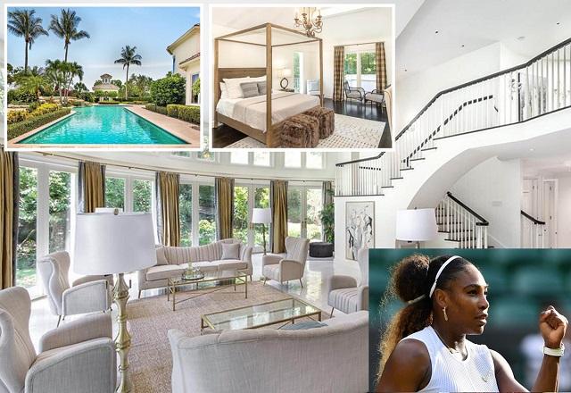 Serena Williams Exclusive Mansion House Tour