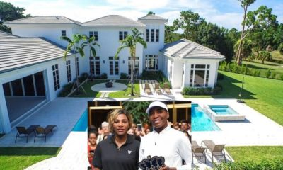 Serena Williams Homes Serve Up Lux Living On Both Coasts as Serena Williams Enlisted Venus Williams to Design Her Miami Home