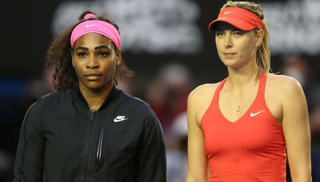 Serena Williams Will face Maria Sharapova