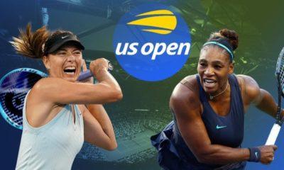 Serena Williams vs Maria Sharapova, US Open 2019