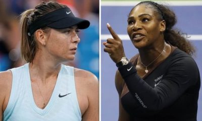 "Maria Sharapova: ""Serena Williams And I Are NOT Friends – not at all."""