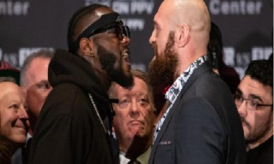 Tyson Fury Vs Deontay Wilder Rematch