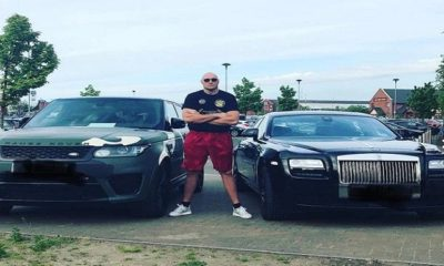 Tyson Fury's Freakish Lifestyle