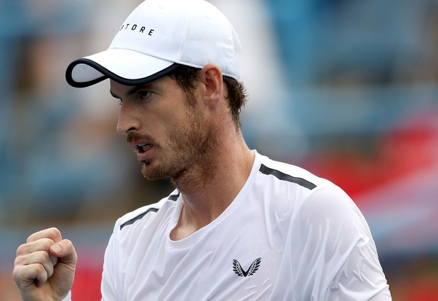 Andy Murray Uses Protected Ranking To Enter ATP Cup
