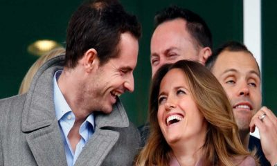Andy Murray and wife Kim Sears happily married