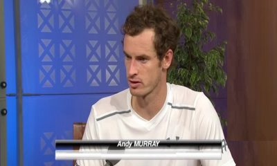 Andy Murray interview on early life as a boxer