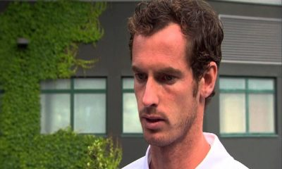 Andy Murray interviews on early life as a boxer