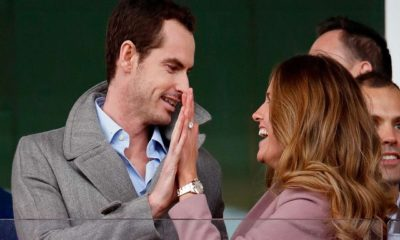 "Andy Murray says:""She has been brilliant and I would probably be quite selfish"""