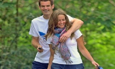 Andy Murray plays with Wife Kim Sear discusses fatherhood and aspiration for his kids