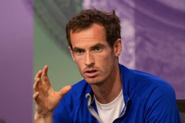 Andy Murray speaks about fitness and food diet