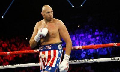 Andy Ruiz Jr. Hit Back At Tyson Fury