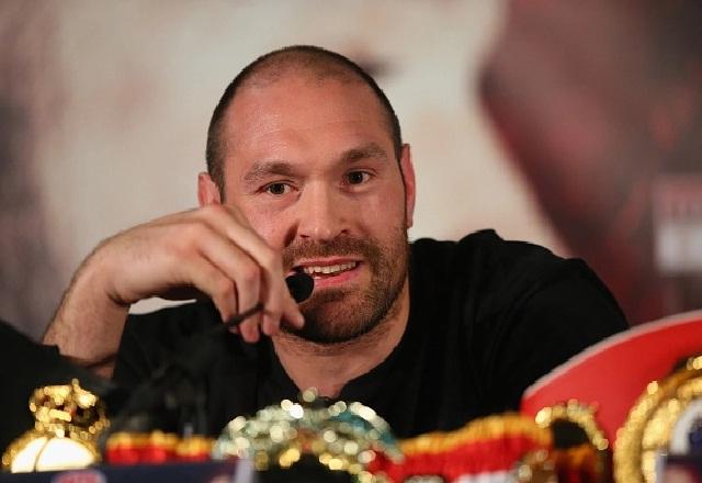 Iron Mike king Of The Glove Statemnet To His Namesake Tyson Fury, Despite Furys Controversial Comment