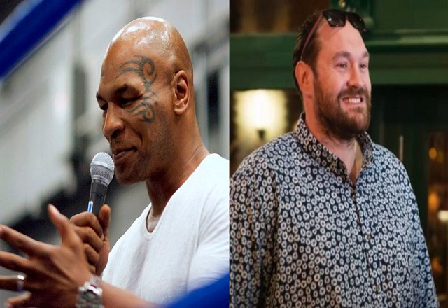 Iron Mike king Of The Glove Statemnet To His Namesake Tyson Fury, Despite Furys Controversial Recent Comments