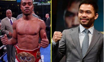 Manny Pacquiao Vs Errol Spence Jr fights