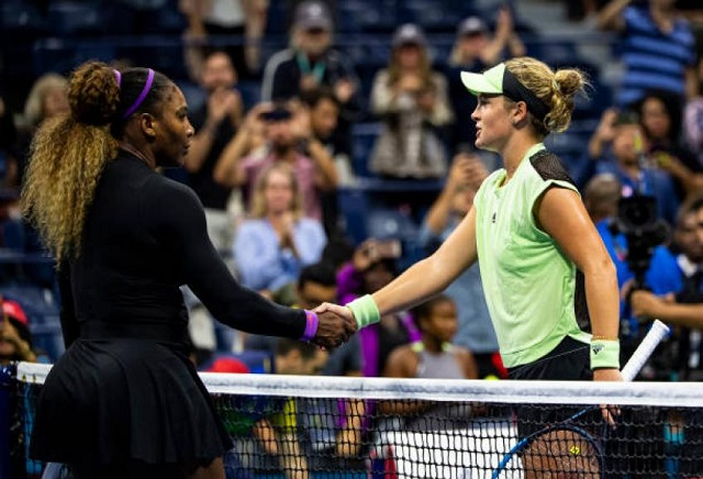 McNally I have so much respect for Serena Williams after having a baby
