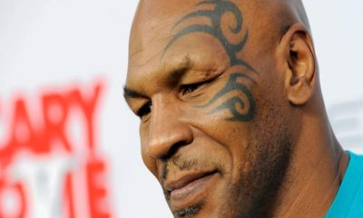 Anthony Joshua Names Mike Tyson GOAT And The Best Ever