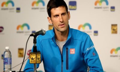 Novak Djokovic Apologizes To His Fans For Keeping Them In The