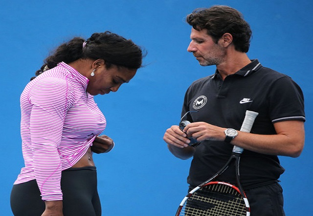 "Coach Patrick Mouratoglou ""Age Not An Obstacle In Serena Williams' Pursuit Of 24th Grand Slam"
