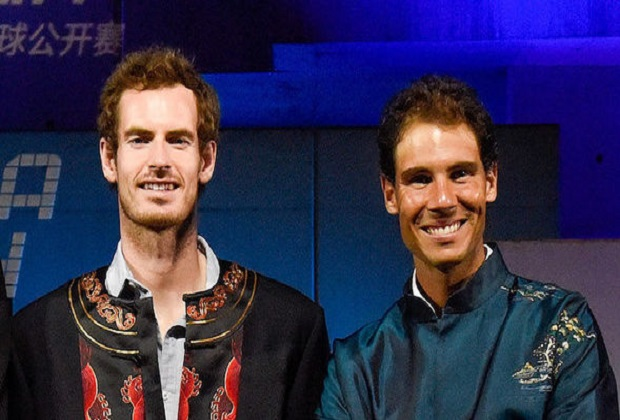 Rafael Nadal Is A GREAT Friend To Have: See All Rafael Nadal Offered Andy Murray