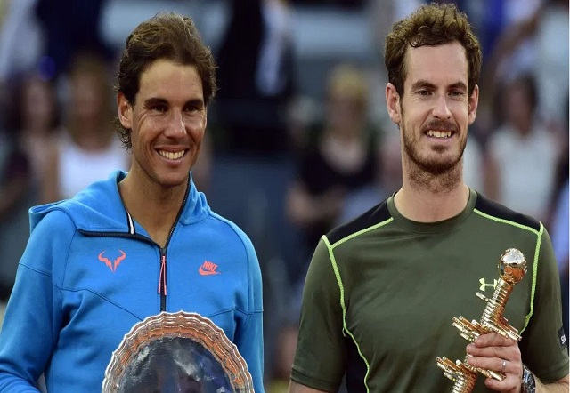 Rafael Nadal says he offered Andy Murray his boat in Spain