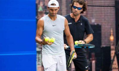 Rafael Nadal's Coach Reveals Next Plans