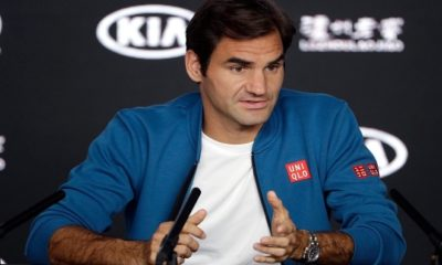 Roger Federer Protests Saying That I do not necessarily plan on playing
