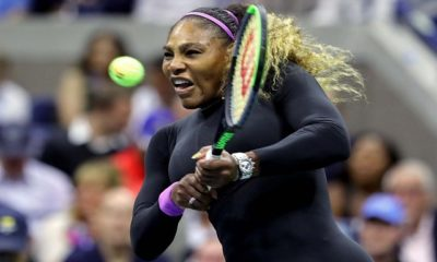 Serena William Coach Share Rare Insight On Winning Her Fourth Grand Slam Final -- there is a lot of emotion-