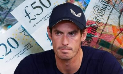 US Open: Andy Murray will have 'long process' to return to