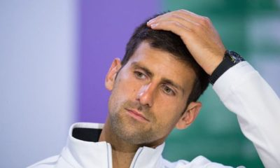 Novak Djokovic worried about Rafael Nadal pressure