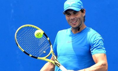 Rafael Nadal Still 'Confident' Of Laver Cup Participation As He lifts Lid On