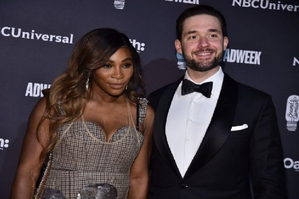 serena williams husband with our daughter it s a constant struggle