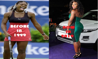 serena williams on hot clothes