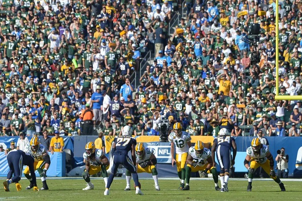 In Los Angeles and around the NFL, away fans are taking over