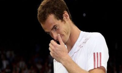 Andy Murray suffers setback