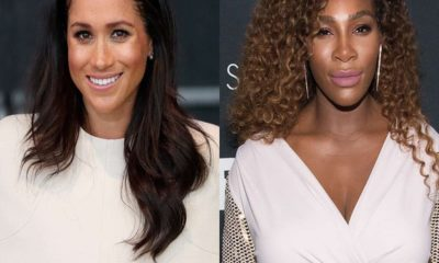 Meghan-Markle and Serena-Williams