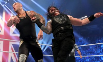 Roman Reigns and cobins