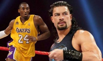 Kobe Bryant and Roman Reigns
