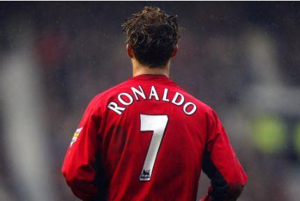 Cristiano Ronaldo walk